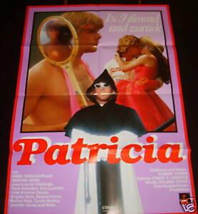 Sascha-Hehn-PATRICIA-Hubert-Frank-Kino-Plakat-Erotik