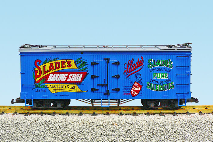 USA Trains G Scale 16481 Slades Baking Soda NEW RELEASE
