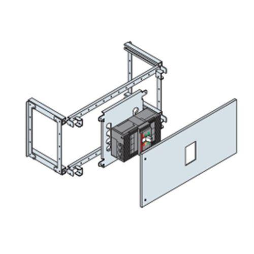 Abb Kt1117 Kit T1 3-4p Kit le Cadre Horiz. Fixage Orizz.fisso non Segr. M K250
