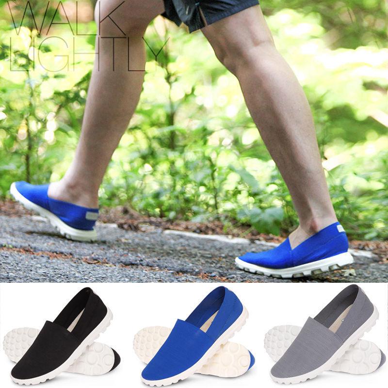 Mens Aqua shoes Water Athletic Sneakers Summer Beach Slip On Made in Korea 706