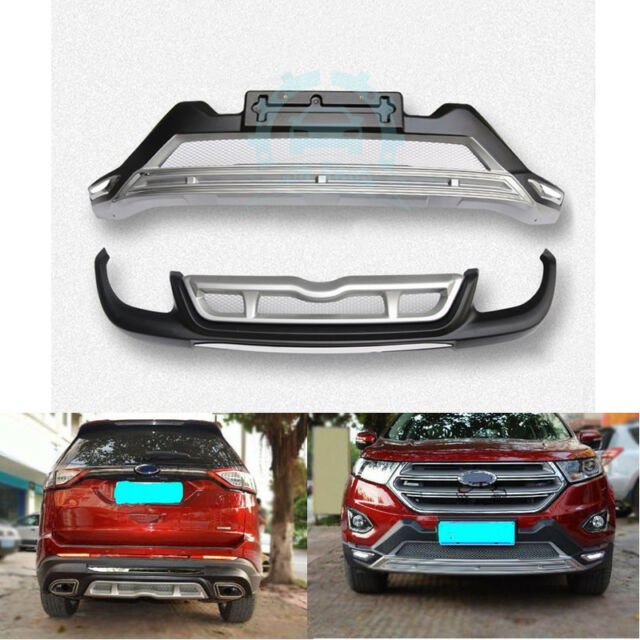 Body Kits Abs Frontrear Bumper Skid Plate For Ford Edge