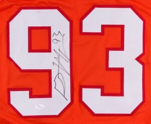 timeless design b680b 79c11 Gerald McCoy Signed Tampa Bay Buccaneers Jersey (JSA COA ...