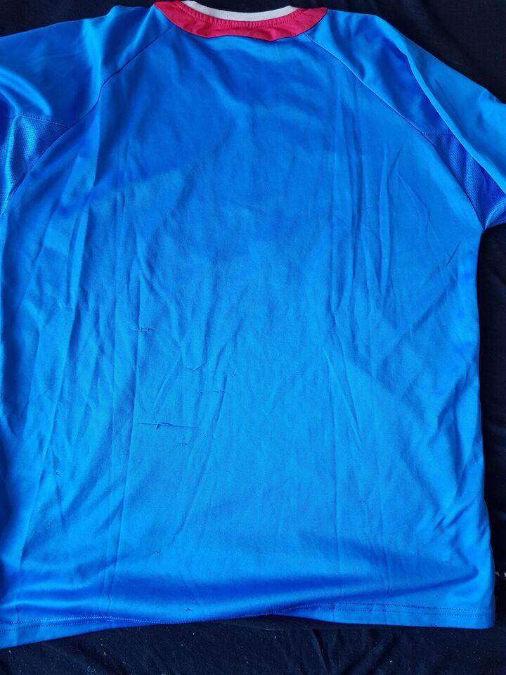 Fodboldtrøje, T-shirt, glasgow rangers