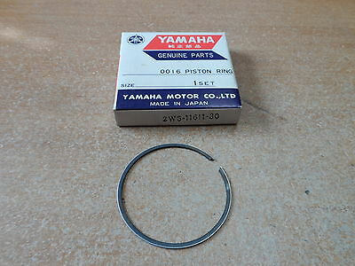 Over Bore Piston Rings NOS OEM #2W5-11611-30-00 fits YZ100 YAMAHA 3rd .75mm