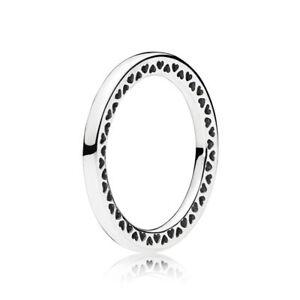 Pandora-Ring-196237-Classic-Hearts-of-Pandora-Silver-NEW-RRP-49