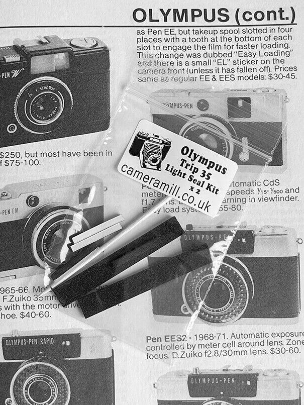 Olympus Trip 35 Light Seal Kit