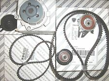 ALFA ROMEO 156 166 2.0 TS  Genuine Cam Belt Timing Balance Belt Kit & Water Pump
