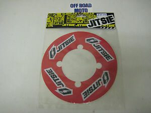 Trials-Bike-Jitsie-Rear-Sprocket-Sticker-Protector-Solid-Sprocket-Red-41-44T