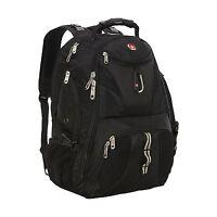 Swissgear Travel Gear 1900 Scansmart Tsa Laptop Backpack - 19 ... Free Shipping