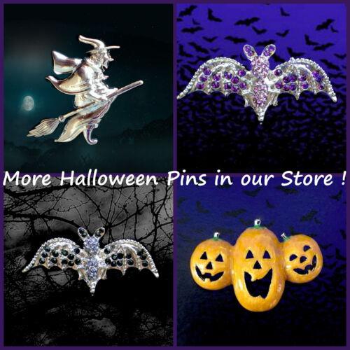 Achetez 3 Obtenez 1 Gratuit ~ Halloween Dangle Boucles d/'Oreilles ~ 925 Sterling Silver Hook ~ vous choisissez