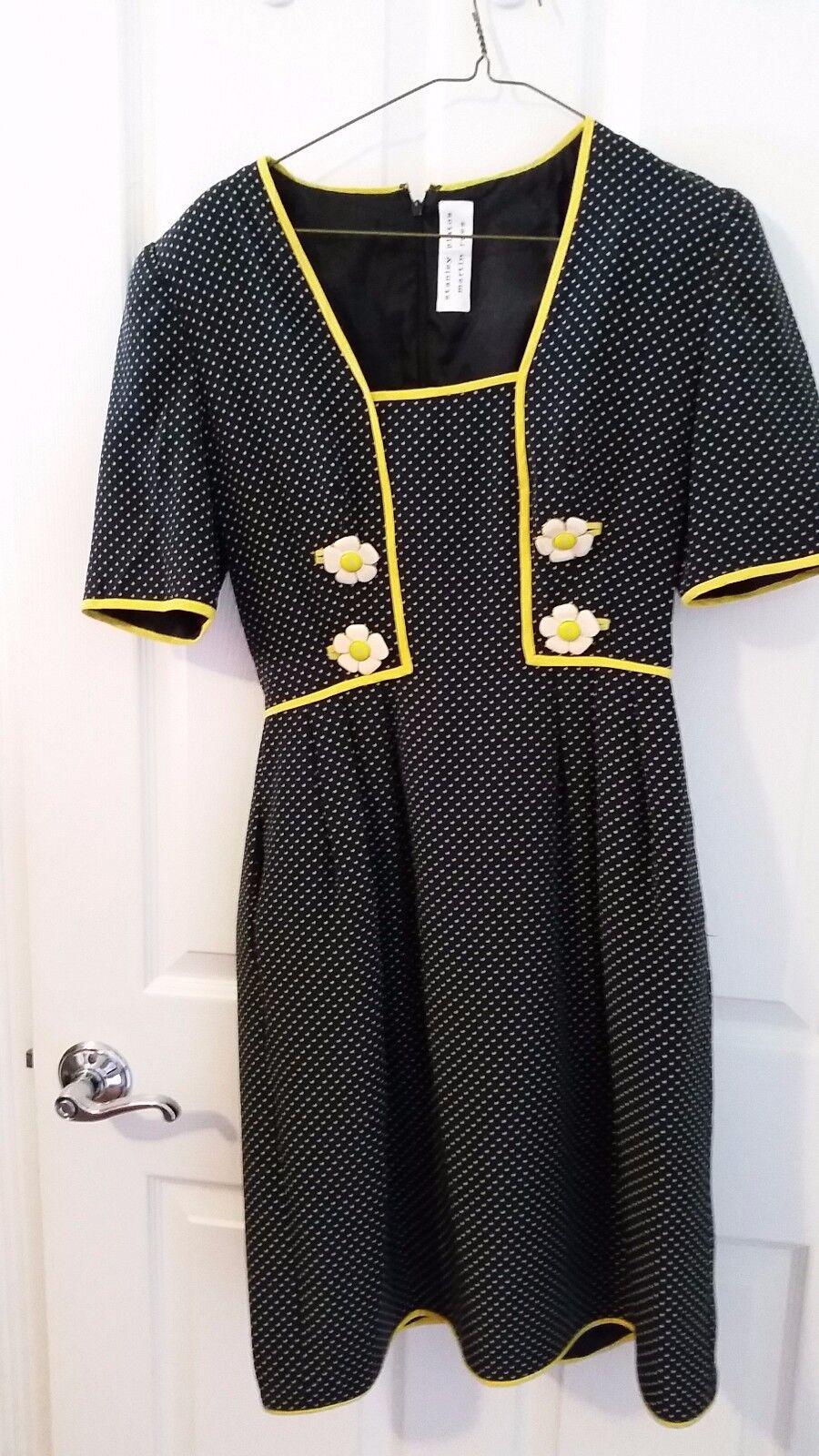 Stanley Platos    Daisy' Dress - Size 6 66068a