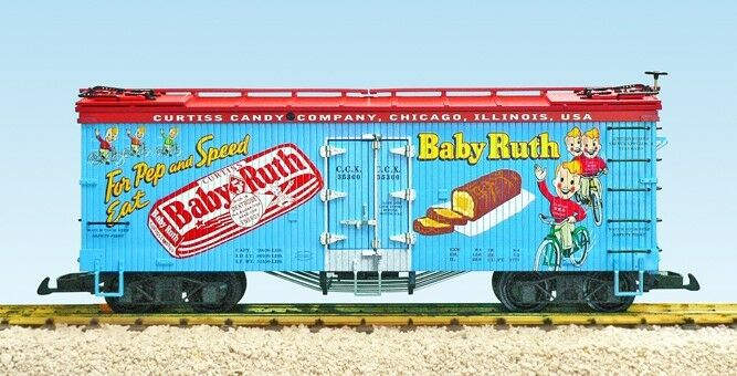USA Trains 16471 16471 16471 Reefer  Baby Ruth Candy   | Queensland