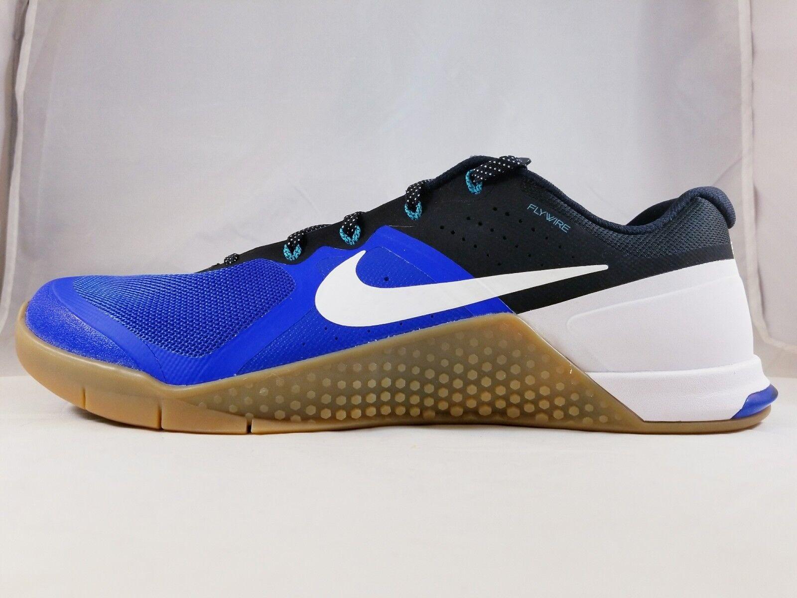 Nike metcon metcon metcon 2 uomini cross, scarpa 819899 480 numero 15 b9054f