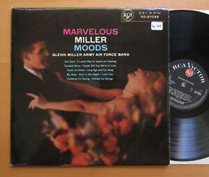 Marvellous-Miller-Moods-Glenn-Miller-Army-Air-Force-Orchestra-NM-EX-RCA-RD-27096