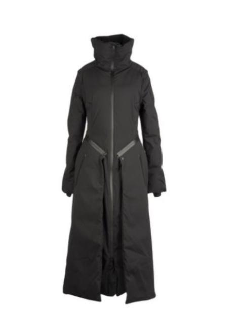 Y-3 by Yohji Yamamoto Women s Matte Down Vest Jacket Coat Convertible Black  Sz S 94747ddd7d22c