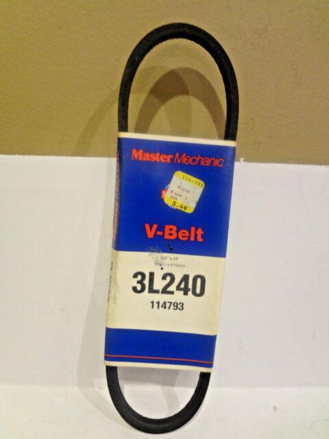 PIRELLI 240J4 Replacement Belt