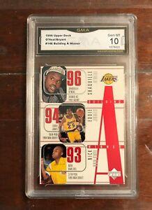 Kobe-Bryant-1996-Upper-Deck-148-GMA-10-not-PSA-or-BGS-9-5-RARE-ROOKIE-card