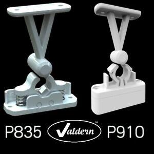 Valdern-Viva-Door-Retainer-Catch-Clip-Holder-Caravan-Motorhome-Boat-Static-White
