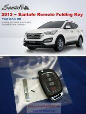 FOR 2013~ Hyundai Santafe DM  Folding remote key 1 SET Genuine part 95430-2W100