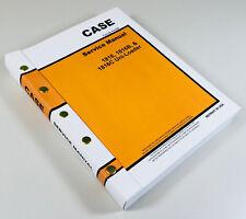 Case 1816 1816b 1816c Uni Loader Skidsteer Service Repair Manual Technical Shop