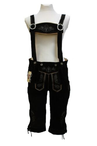 36 Straps Leather Size Black 34 Pants 42 New 40 Costumes Ladies 44 38 ftOw88