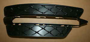 Original Mercedes Benz Ventilation Grille Cover for Bumper Front Right AMG