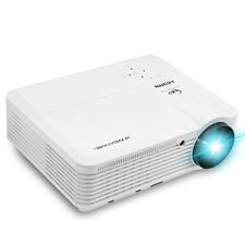Wifi Android System LED Home Use Projector 1080p Full HD HDMI DVB-T TV AV WLAN