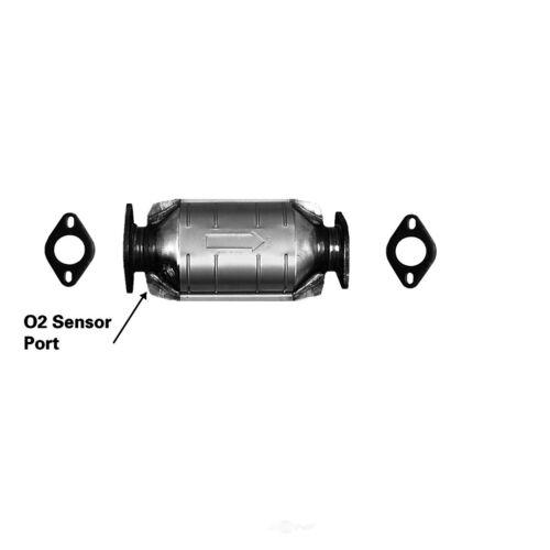 Catalytic Converter Rear AP Exhaust 642561