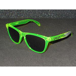 2040bda3115ae La foto se está cargando Nuevo-Oakley-Deuce-Coupe-Frogskins-gafas-de-sol-