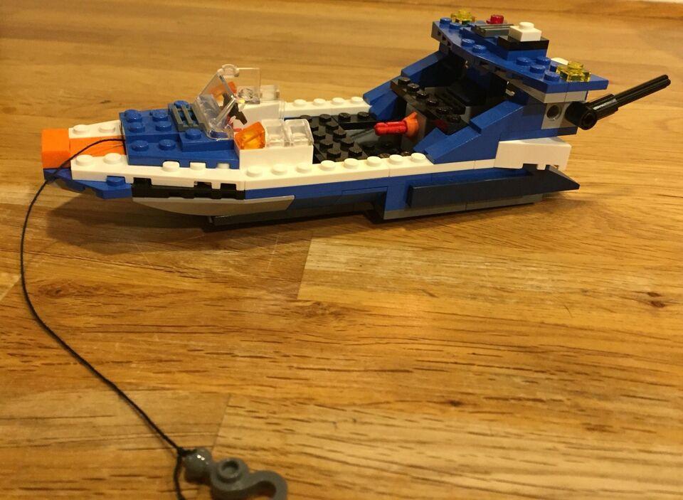Lego City, Ukendt
