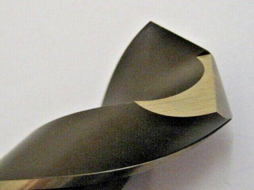 8.6mm COBALT JOBBER DRILL HEAVY DUTY HSSCo8 EUROPA TOOL OSBORN 8207020860  P132