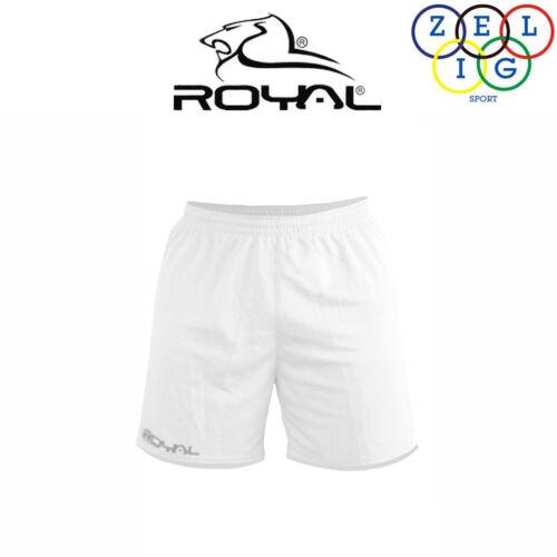 ROYAL SPORT SHORT ALCOR FOOTBALL FOOTBALL COURT BLANC