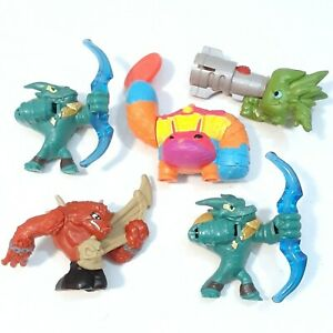 Activision-Skylanders-McDonald-039-s-Happy-Meal-Toys-Bundle-Lot-McDonalds-Toys