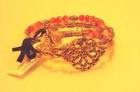Alex And Ani Set Of 3 Baraka Bangle Bracelet Retired Pieces A14gg19rg