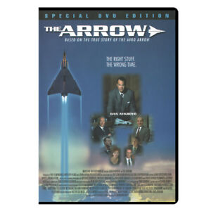 The-Arrow-1997-DVD-Special-Edition-Dan-Aykroyd-Avro-Arrow-New-Sealed