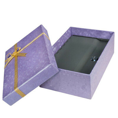 Facility Maintenance & Safety Cb11796 Beautiful And Charming Diligent Barska Hidden Gift Box Security Safe W/ Key Lock