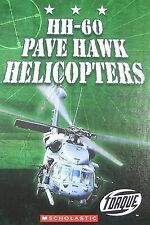HH-60 Pave Hawk Helicopters (Torque: Military Machines)-ExLibrary