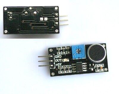 1x Sound Sensor Detection Module LM393 Electret Microphone for Arduino