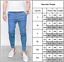 Mens-Ripped-Denim-Jeans-Frayed-Destroyed-Stretch-Casual-Skinny-Pants-Trousers thumbnail 9