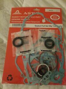 KAWASAKI-KR150-ENGINE-GASKET-SET-OEM-ninja-150-kr-150-oil-seal-o-ring-oring