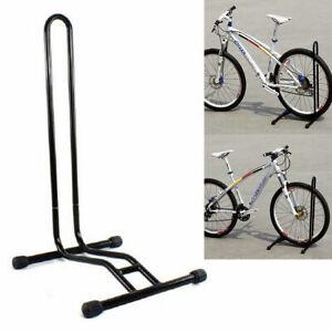 US-Bike-Bicycle-Coated-Floor-Stand-Bike-Display-Rack-Storage-Holder-Repair-Power