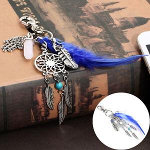Dream-Catcher-Keyring-Charm-Pendant-Purse-Bag-Key-Ring-Chain-Car-Keychain-Gif-ng