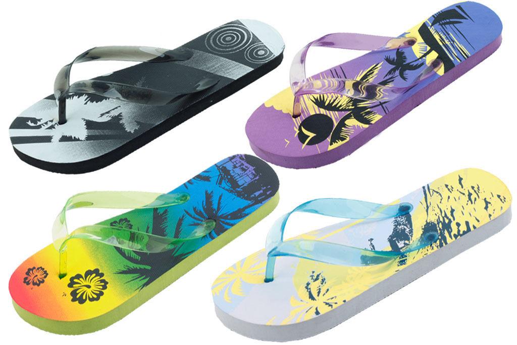 Donna  Wholesale lot fashion Sandals Sandals Sandals Flip-flops 96 pairs Dimensiones 5-10 6-11 SB2597 e16301