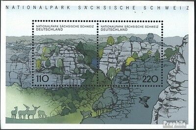 Block44 Frd complete Issue fr.germany Unmounted Mint / Never Hinged 1998 Nat Good For Antipyretic And Throat Soother