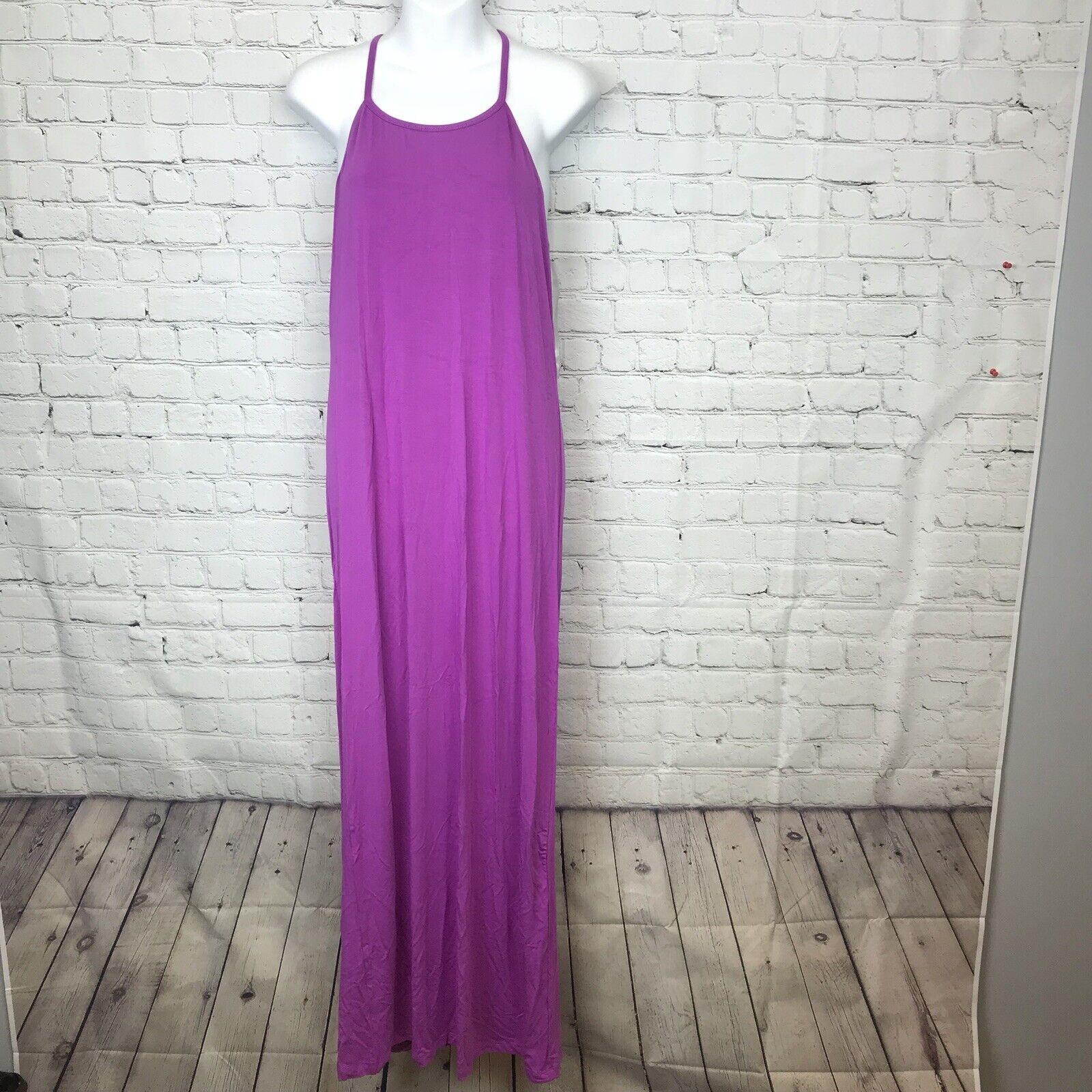Fabletics 'Neema' Racerback Maxi Dress (XSmall)