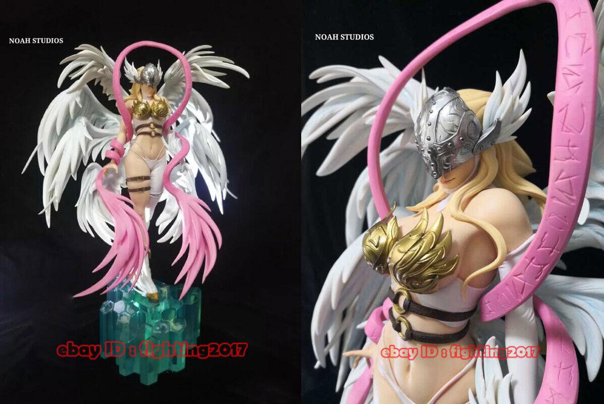 Noah Studios ÉCHELLE 1 4 DIGIMON fairimon 20  GK Limited Resin Statue pré-commande
