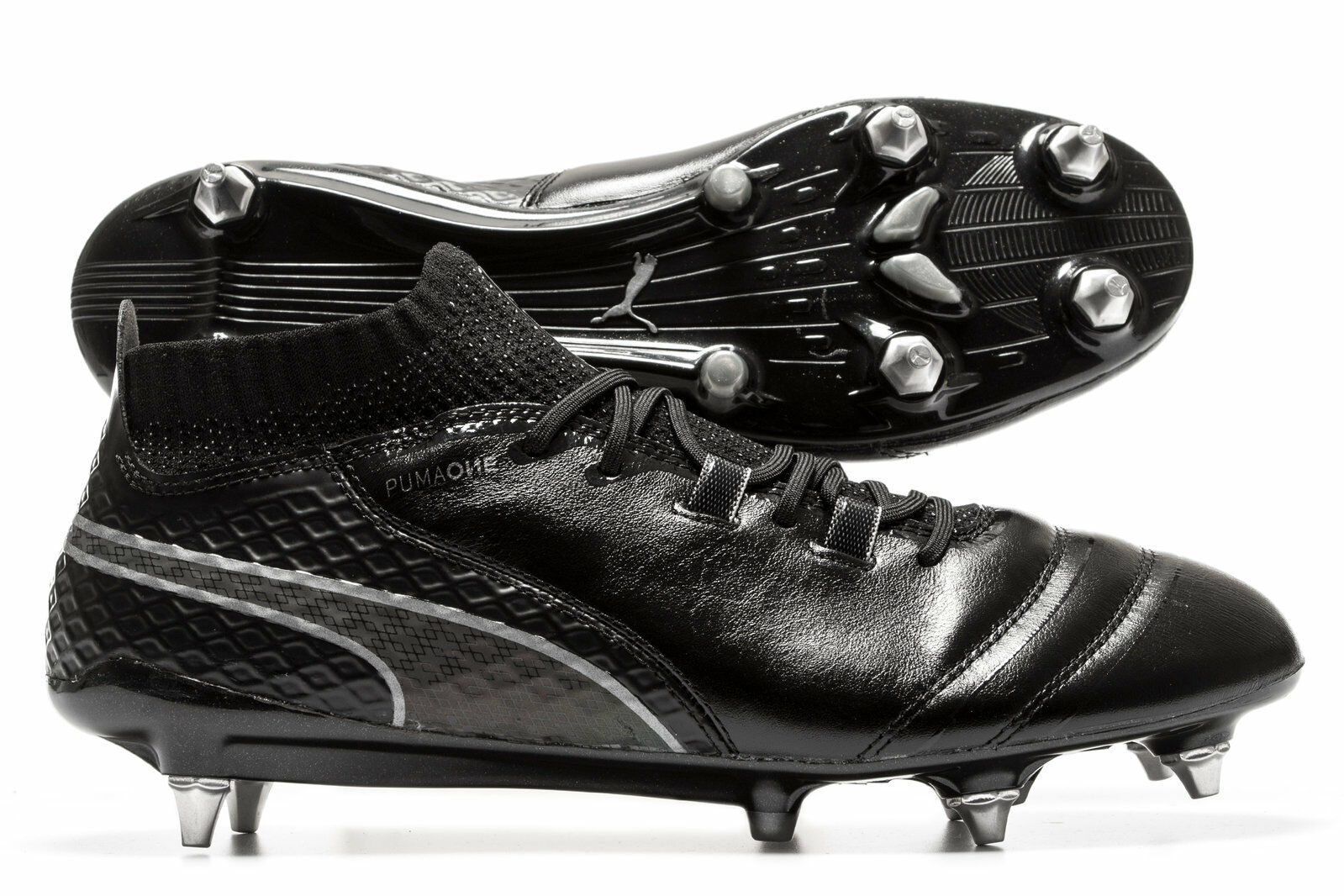 Puma  Herren One 17.1 MX SG Football Stiefel Schuhes Sports Training