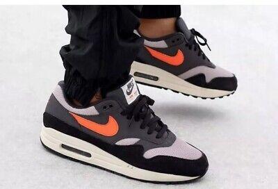 inteligencia algodón Catarata  Nike Air Max 1 Wild Mango Oil Grey Size 7.5 AH8145-004 | eBay