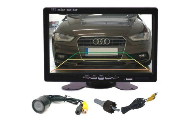 """C250D Einbaukamera & 7 """" Monitor passend für MG Fahrzeuge"""