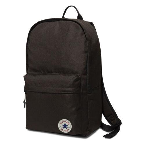 CONVERSE NEW Backpack Black EDC Poly Bag BNWT